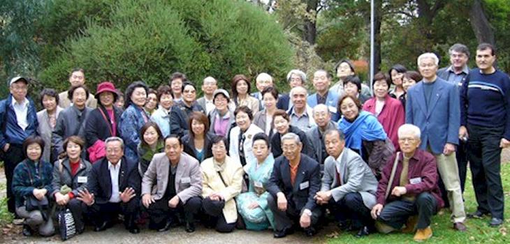 姉妹都市提携35周年記念 市民訪問ツアー